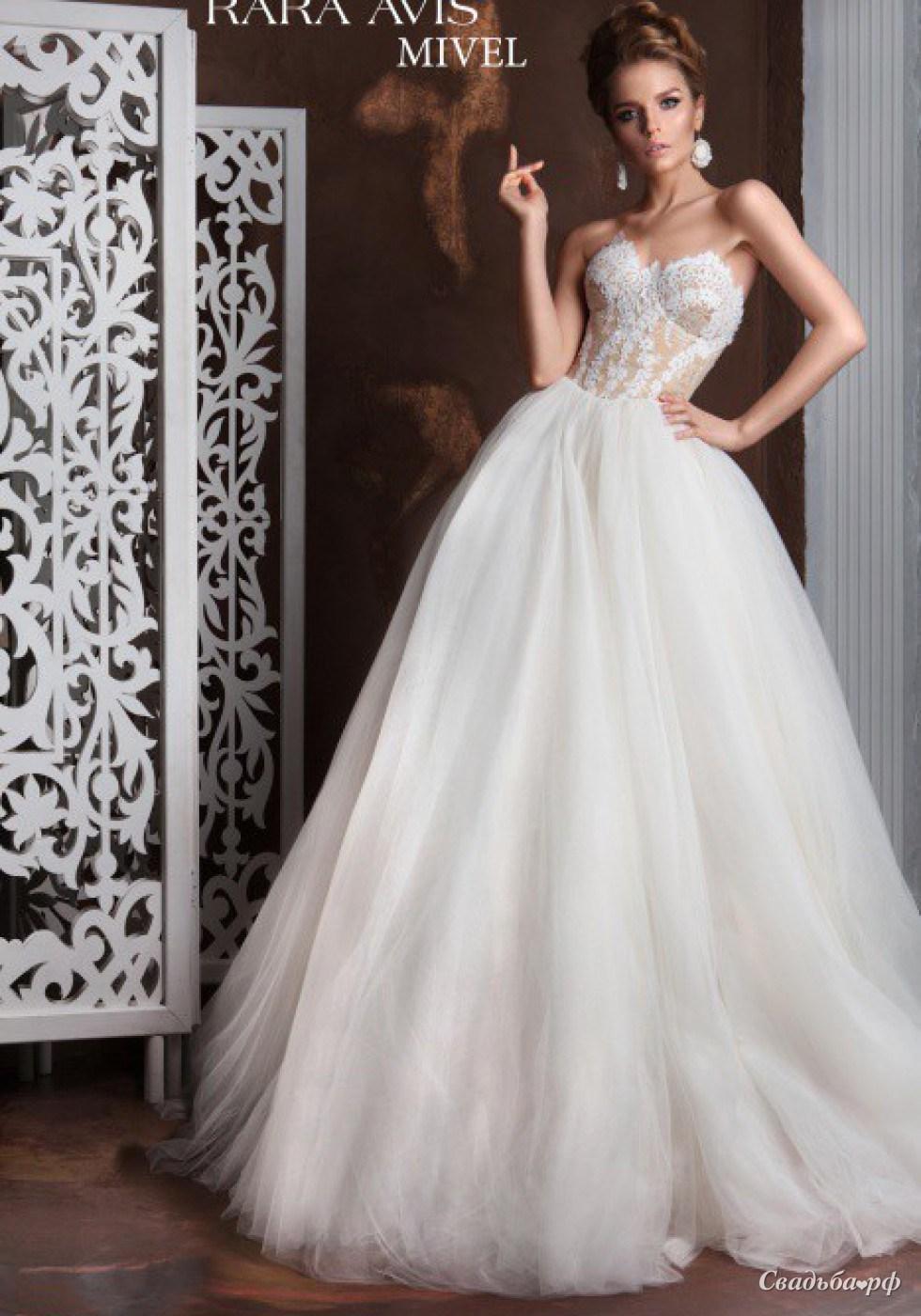 Свадебные платья rara avis москва