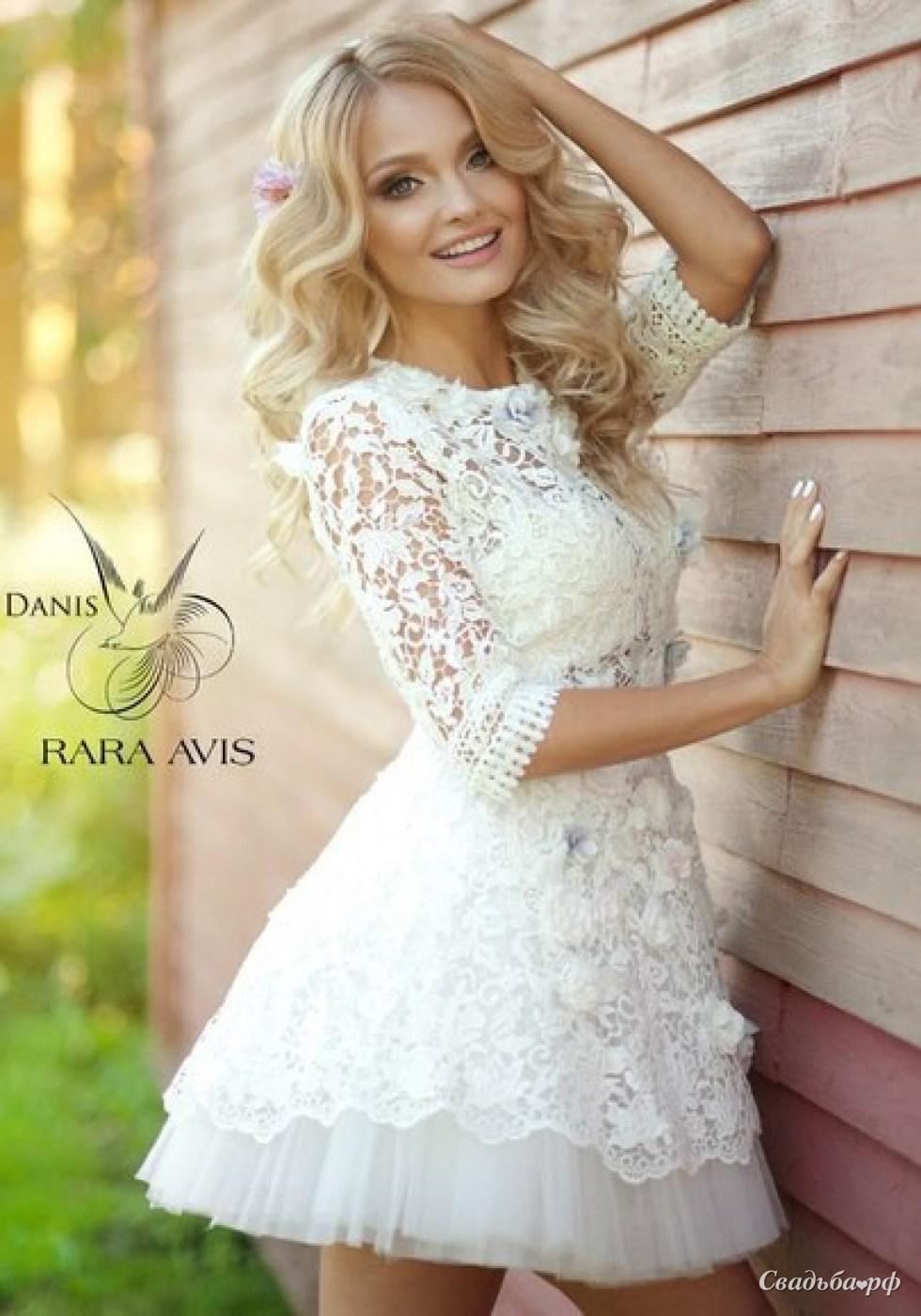 свадебные платья апмир