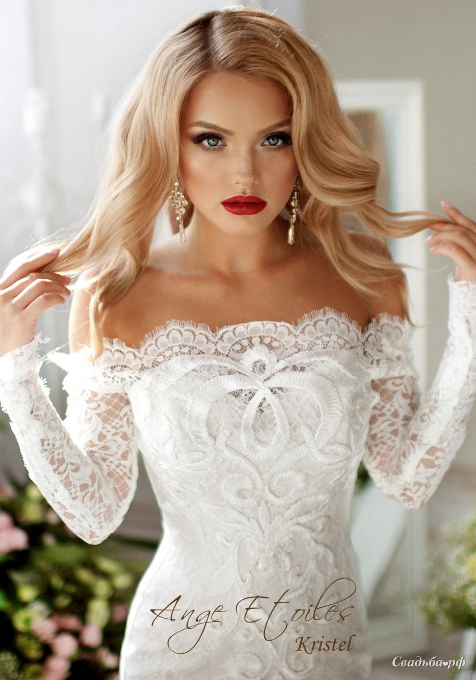 белое бально платье для девочки